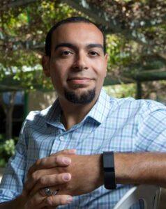 Dr. Michael Yassa is the Director of UCI Brain.